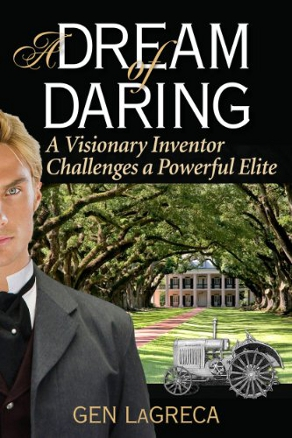 A Dream of Daring by Gen LaGreca (Historical Romantic Suspense)