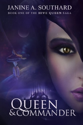 Queen & Commander by Janine A. Southard (Science Fiction)