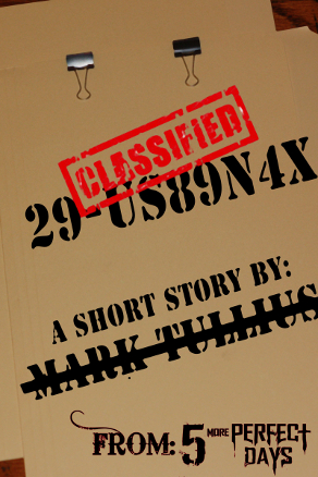 """29-US89N4X"" by Mark Tullius (A Short Story from 5 More Perfect Days)"