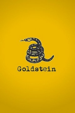 Goldstein by Troy J. Grice (Dystopian)