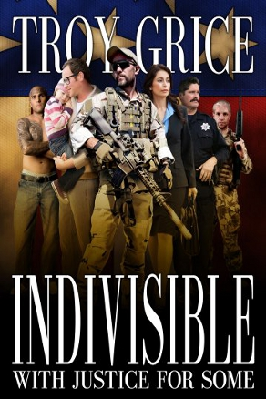 Indivisible: With Justice for Some by Troy J. Grice (Political-Financial Thriller)