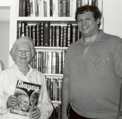 William Alan Ritch and Ginny Heinlein